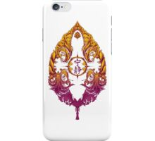 Serenity Victoriana - Color iPhone Case/Skin