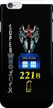 Superwholock by itshayleywithay