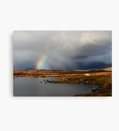 Irish Weather Canvas Print