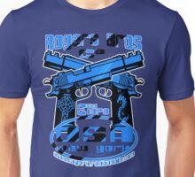 usa new york guns by rogers bros T-Shirt