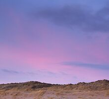 sunrise over the dunes by codaimages