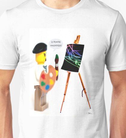 Le Peintre (The Painter) Unisex T-Shirt