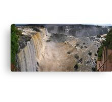 Iguazu Overview Canvas Print