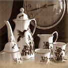 Teatime by rasnidreamer