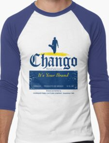 Chango Beer Men's Baseball ¾ T-Shirt