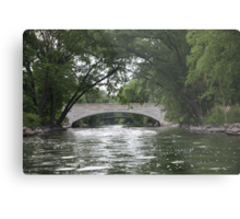 The Yahara River Metal Print