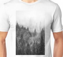 The Visionary Echo BW #redbubble Unisex T-Shirt