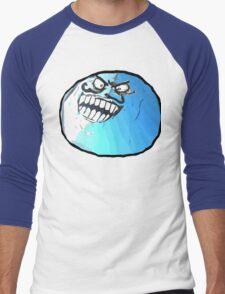 I LIED TROLL Men's Baseball ¾ T-Shirt
