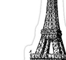 My French Crush Sticker