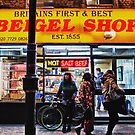 Beigel Shop by Abtin Eshraghi