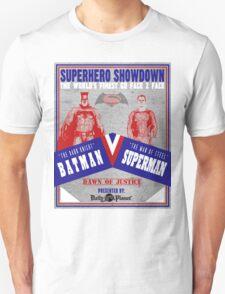 Batman v Superman - Fight Night T-Shirt