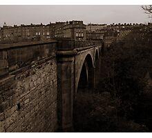 Dean Bridge Photographic Print