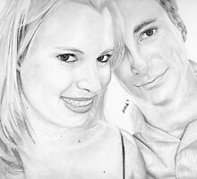 Happy Couple by MERisk