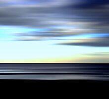 sunset at bilgola by Floralynne