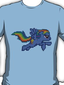 Rainbow Dash Minecraft T-Shirt