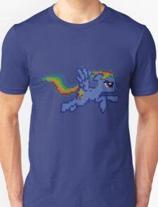 Rainbow Dash Minecraft T-Shirt