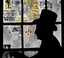 the theatre manager by Loui  Jover