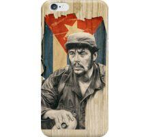 Benicio Del Toro as Ernesto 'Che' Guevara iPhone Case/Skin