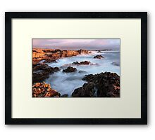 Kerry sunset, Ireland Framed Print