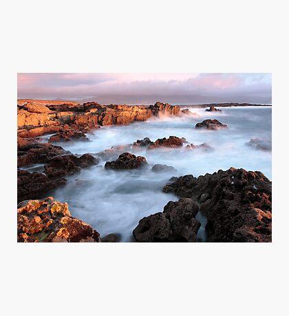 Kerry sunset, Ireland Photographic Print