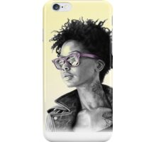 Afro Punk iPhone Case/Skin