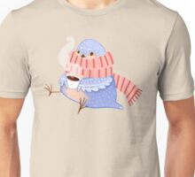 Cozy Canaries- Coffee Canary Unisex T-Shirt