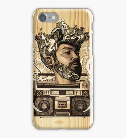 Taylor McFerrin iPhone Case/Skin