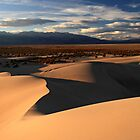 Death Valley sand dunes by Pierre Leclerc