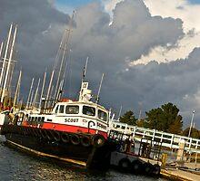 Tuggie Clouds by linaji