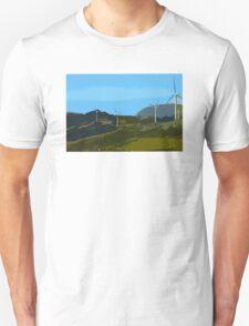 Straight across T-Shirt