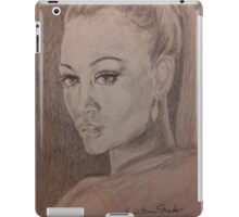 Uhura, Who's Name Means Freedom iPad Case/Skin