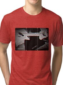 IN THE MUSIC (thirty second chance) Tri-blend T-Shirt