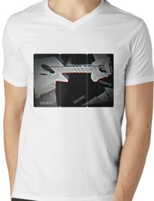 IN THE MUSIC (thirty second chance) Mens V-Neck T-Shirt