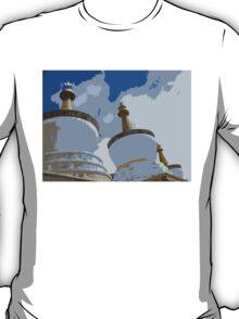 The lone three T-Shirt