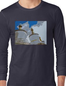 The lone three Long Sleeve T-Shirt