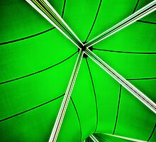 abstract of green by meirionmatthias