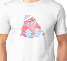 Cozy Canaries-Sittin With Mittens Unisex T-Shirt