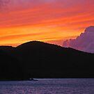 St John Sunset 2 by Leon Heyns