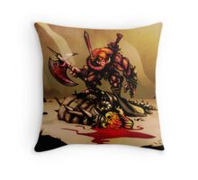 This is Pulp - Triumph of the Manstodon Throw Pillow