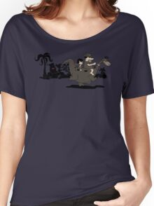 The Walking Fred Women's Relaxed Fit T-Shirt