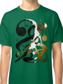 The Jazz note (variant edition) Classic T-Shirt
