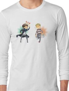 The Worlds Cutest Consulting Detective Long Sleeve T-Shirt