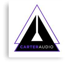 Carter Audio Canvas Print