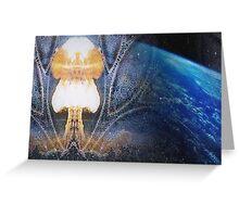 Gaia's Tears Greeting Card