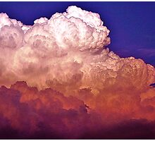 Cumulus Cloud  Photographic Print