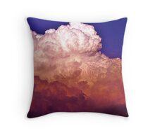 Cumulus Cloud  Throw Pillow