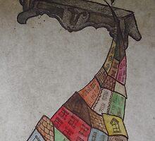 Sewing History by KatePiekutowski