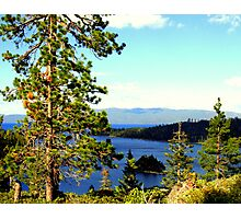 """Beautiful Tahoe"" Photographic Print"