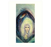 Pearl of Great Price Art Print