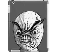 RAGE TROLL iPad Case/Skin